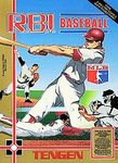 NES: R.B.I. BASEBALL (TENGEN) (GAME)