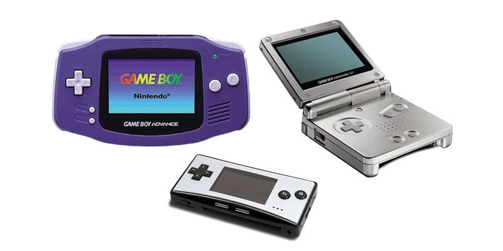 GameBoy Advance-SP