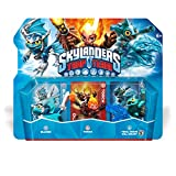 FIG: SKYLANDER TRAP TEAM SERIES 4 - BLADES-TORCH-TIDAL WAVE GILL GRUNT (CIB) (USED)