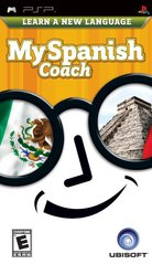 PSP: MY SPANISH COACH (COMPLETE)