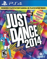 PS4: JUST DANCE 2014 (NM) (COMPLETE)
