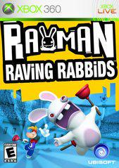 360: RAYMAN RAVING RABBIDS (COMPLETE)