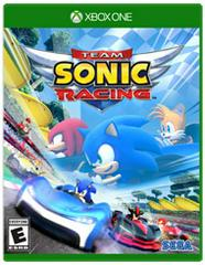 XB1: TEAM SONIC RACING (NM) (COMPLETE)