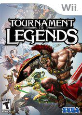 WII: TOURNAMENT OF LEGENDS (BOX)