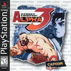 PS1: STREET FIGHTER ALPHA 3 (COMPLETE)