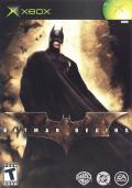 XBX: BATMAN BEGINS (BOX)