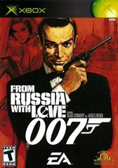 XBX: 007 FROM RUSSIA WITH LOVE (NEW)