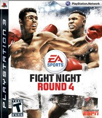 PS3: FIGHT NIGHT ROUND 4 (COMPLETE)