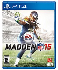 PS4: MADDEN 15 (NM) (COMPLETE)