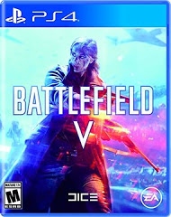 PS4: BATTLEFIELD V (NM) (COMPLETE)