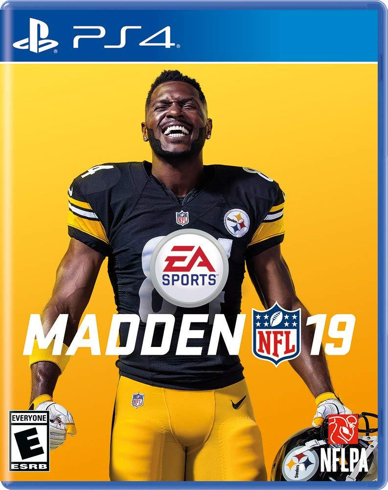 PS4: MADDEN NFL 19 (NM) (NEW)