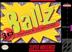 SNES: BALLZ 3D: FIGHTING AT ITS BALLZIEST (GAME)