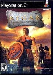 PS2: RYGAR: THE LEGENDARY ADVENTURE (COMPLETE)