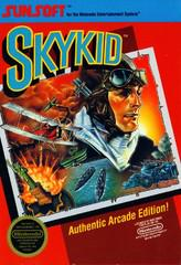 NES: SKYKID (GAME)