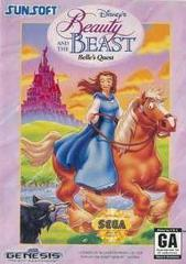 SG: BEAUTY AND THE BEAST: BELLES QUEST (DISNEY) (COMPLETE)