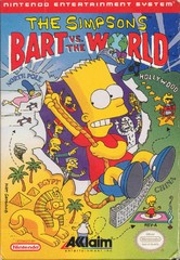 NES: SIMPSONS; THE: BART VS. THE WORLD (MANUALONLY)