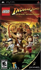 PSP: LEGO INDIANA JONES THE ORIGINAL ADVENTURE (GAME)