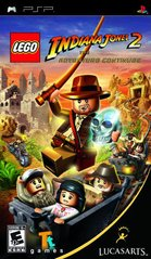 PSP: LEGO INDIANA JONES 2 THE ADVENTURE CONTINUES (COMPLETE)