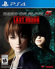 PS4: DEAD OR ALIVE 5 LAST ROUND (NM) (COMPLETE)