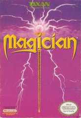 NES: MAGICIAN (COMPLETE)