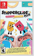 NS: SNIPPERCLIPS PLUS: CUT IT OUT TOGETHER (NM) (COMPLETE)