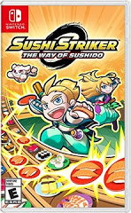 NS: SUSHI STRIKER WAY OF SUSHIDO (COMPLETE)