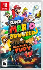 NS: SUPER MARIO 3D WORLD PLUS BOWSERS FURY (NM) (COMPLETE)