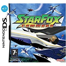 NDS: STAR FOX COMMAND (GAME)