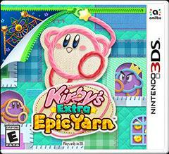 3DS: KIRBYS EXTRA EPIC YARN (NM) (COMPLETE)