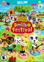 WIIU: ANIMAL CROSSING AMIIBO FESTIVAL (SOFTWARE ONLY) (NM) (NEW)