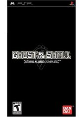 PSP: GHOST IN THE SHELL STAND ALONE COMPLEX (COMPLETE)
