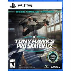 PS5: TONY HAWKS PRO SKATER 1 AND 2 (NM) (COMPLETE)