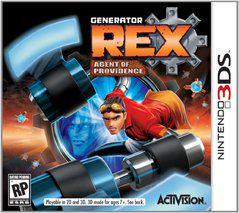 3DS: GENERATOR REX: AGENT OF PROVIDENCE (BOX)