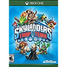 XB1: SKYLANDERS TRAP TEAM (SOFTWARE ONLY) (NM) (COMPLETE)