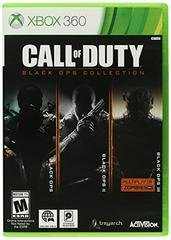 360: CALL OF DUTY: BLACK OPS COLLECTION (3 DISC) (NM) (COMPLETE)