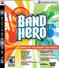 PS3: BAND HERO (COMPLETE)