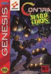 SG: CONTRA HARD CORPS (BAD LABEL) (GAME)