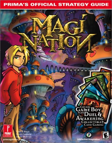 GD: MAGI NATION - PRIMA (USED)