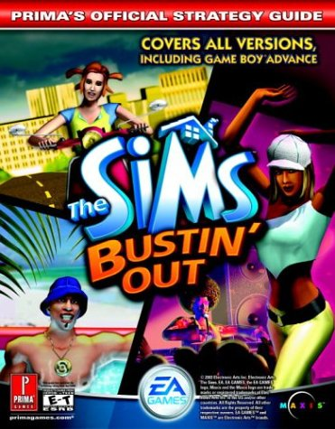 GD: SIMS: BUSTIN OUT - PRIMA (USED)