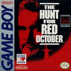 GB: HUNT FOR RED OCTOBER (GAME)