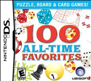 NDS: 100 ALL TIME FAVORITES (GAME)