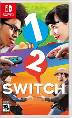NS: 1-2-SWITCH (NM) (COMPLETE)