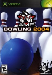 XBX: AMF BOWLING 2004 (COMPLETE)