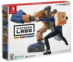 NS: NINTENDO LABO: TOY-CON 02 (SOFTWARE ONLY) (NM) (COMPLETE)