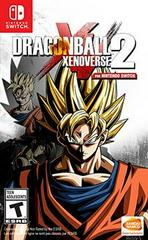 NS: DRAGONBALL XENOVERSE 2 (NM) (COMPLETE)