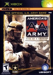 XBX: AMERICAS ARMY RISE OF A SOLDIER (COMPLETE)