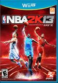 WIIU: NBA 2K13 (NM) (COMPLETE)