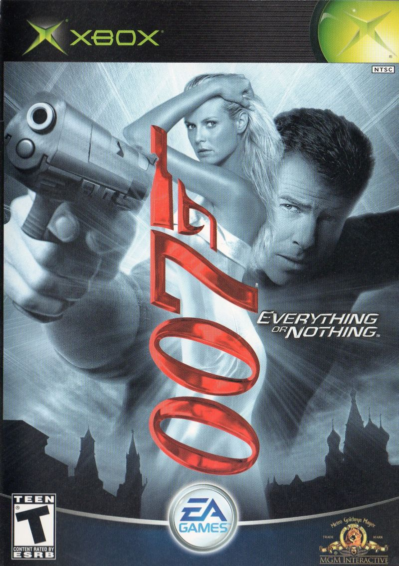 XBX: 007 EVERYTHING OR NOTHING (COMPLETE)