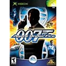 XBX: 007 AGENT UNDER FIRE (COMPLETE)