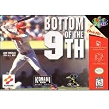N64: BOTTOM OF THE 9TH (GAME)